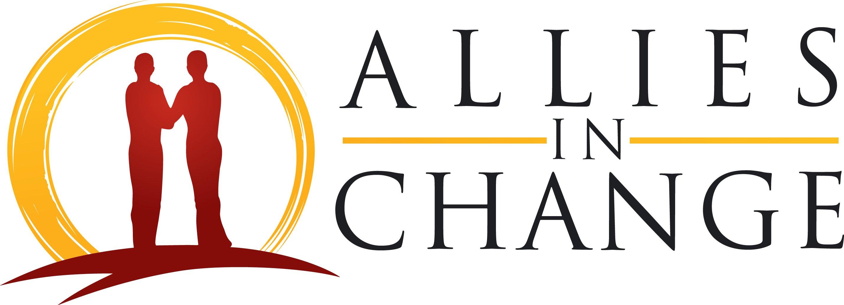 Allies in Change logo